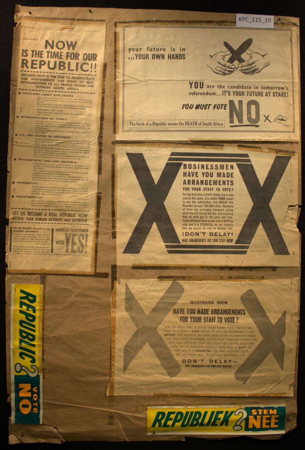 an overview of the republic of south africa The o'malley archives is the product of almost two decades of research and includes analyses, chronologies, historical documents, and interviews from the apartheid and post-apartheid eras.